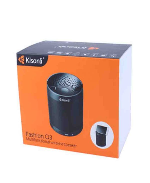 Kisonli-Fashion-Q3-Multifunctional-wireless-speaker-stariz-pk