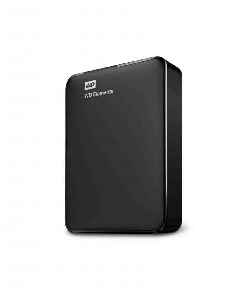 320GB External Hard Drive
