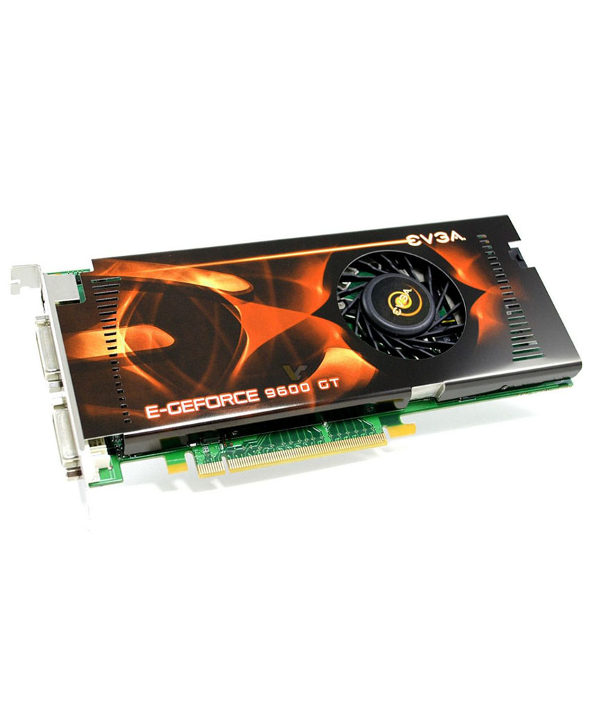 EVGA GEFORCE 9600 GT DRIVER FOR PC