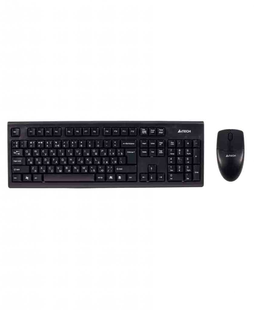 A4tech 3100N Wireless Keyboard & Mouse